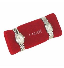 Stackers Sieraden-/horlogedoos Red horloge/armbandhouder