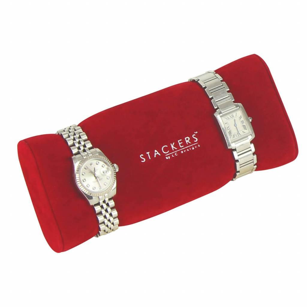 Sieraden-/horlogedoos Red horloge/armbandhouder