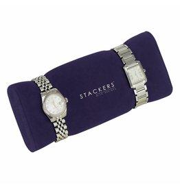 Stackers Boîte à Bijoux/Montre Purple Montre/Bracelet Titulaire