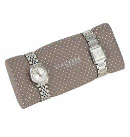 Stackers Boîte à Bijoux/Montre Vanilla Montre/Bracelet Titulaire