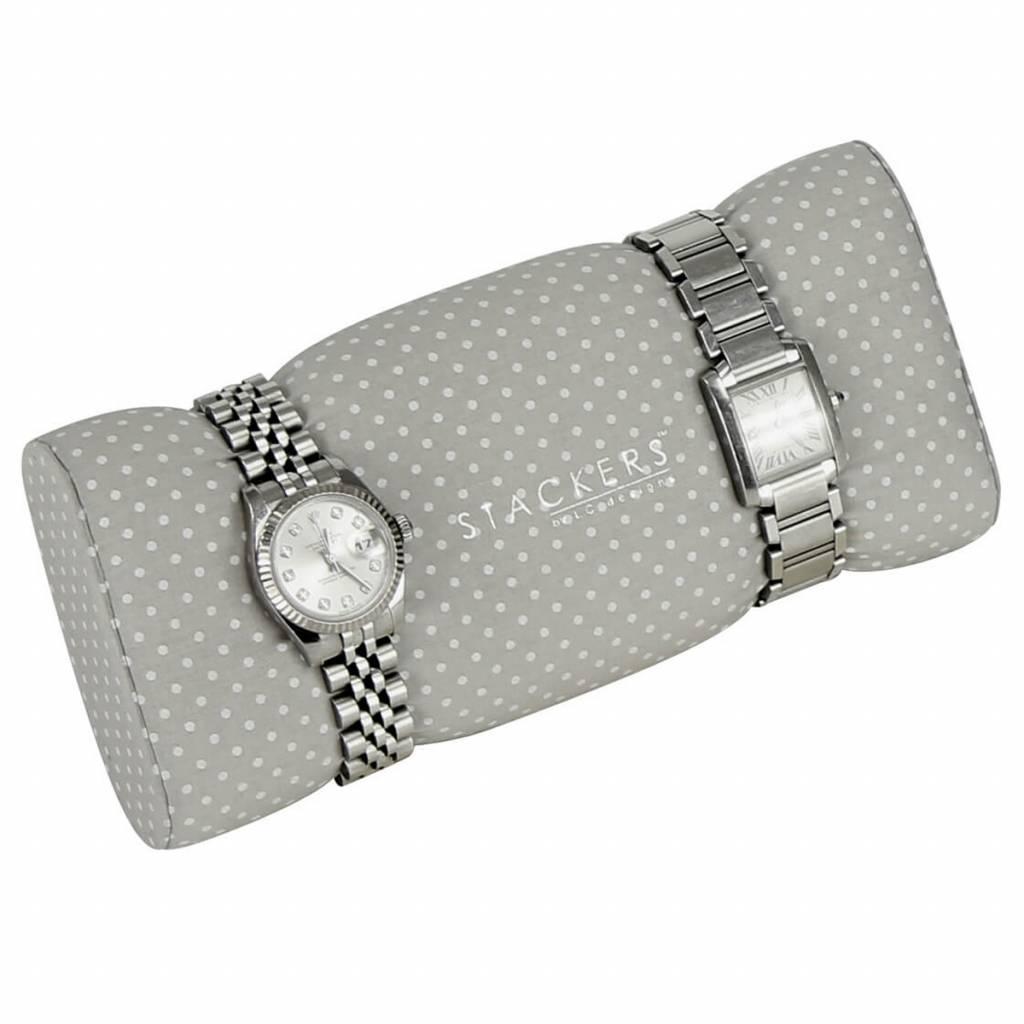 Sieraden-/horlogedoos Soft Pink horloge/armbandhouder