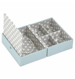Stackers Boîte à Bijoux Duck Egg Voyage
