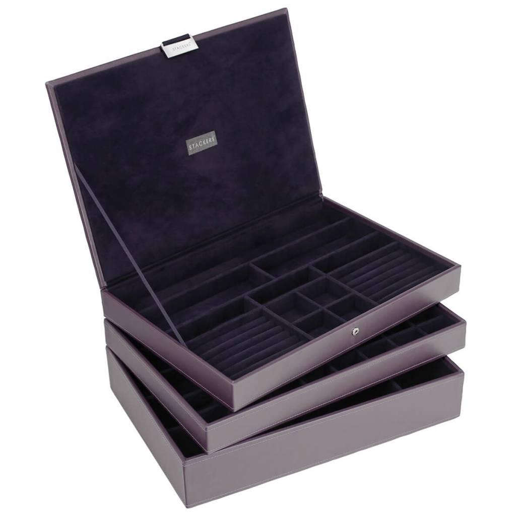 Schmuckkasten Purple Supersize Set