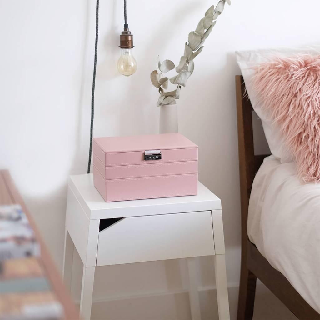 Sieradendoos Soft Pink Supersize set