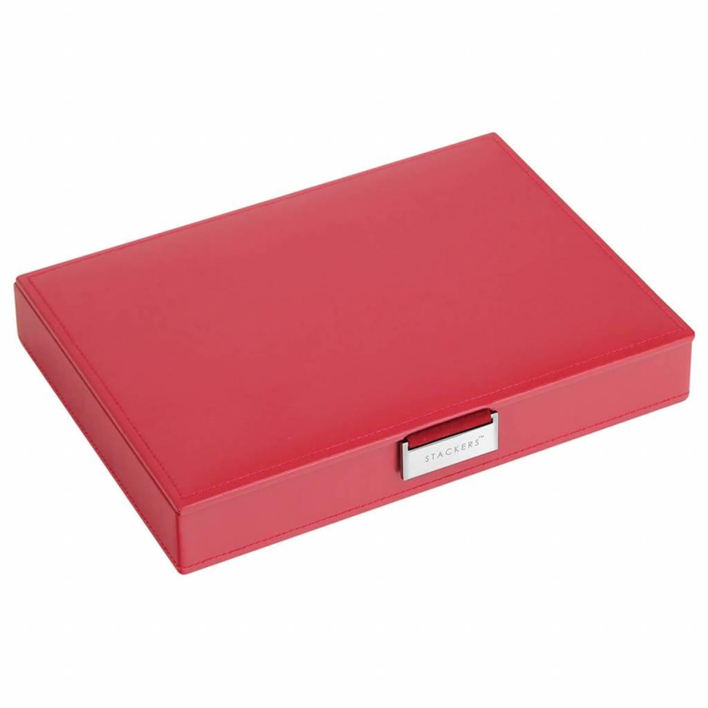 Sieradendoos Red Supersize top