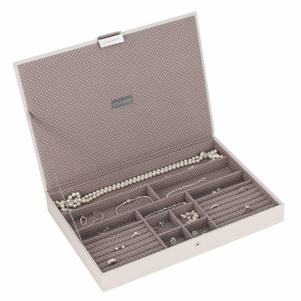Boîte à Bijoux Vanilla Supersize Couvercle