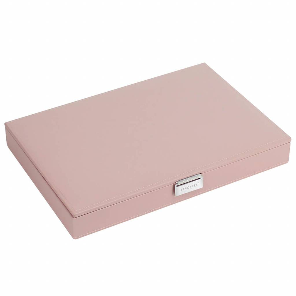 Sieradendoos Soft Pink Supersize top