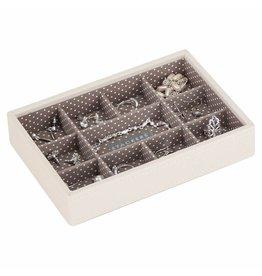 Stackers Boîte à Bijoux Vanilla Mini 11 sect.