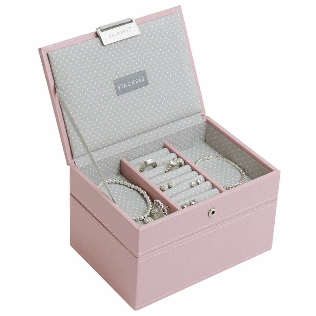 Sieradendoos Soft Pink Mini set