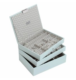 Stackers Schmuckkasten Duck Egg Classic Set