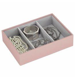 Stackers Sieradendoos Soft Pink Classic 3-vaks