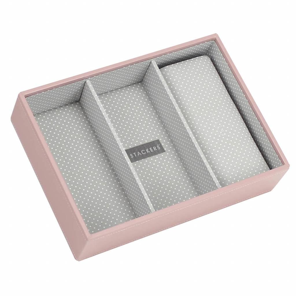 Schmuckkasten Soft Pink Classic 3 Skt. für uhren / zubehör