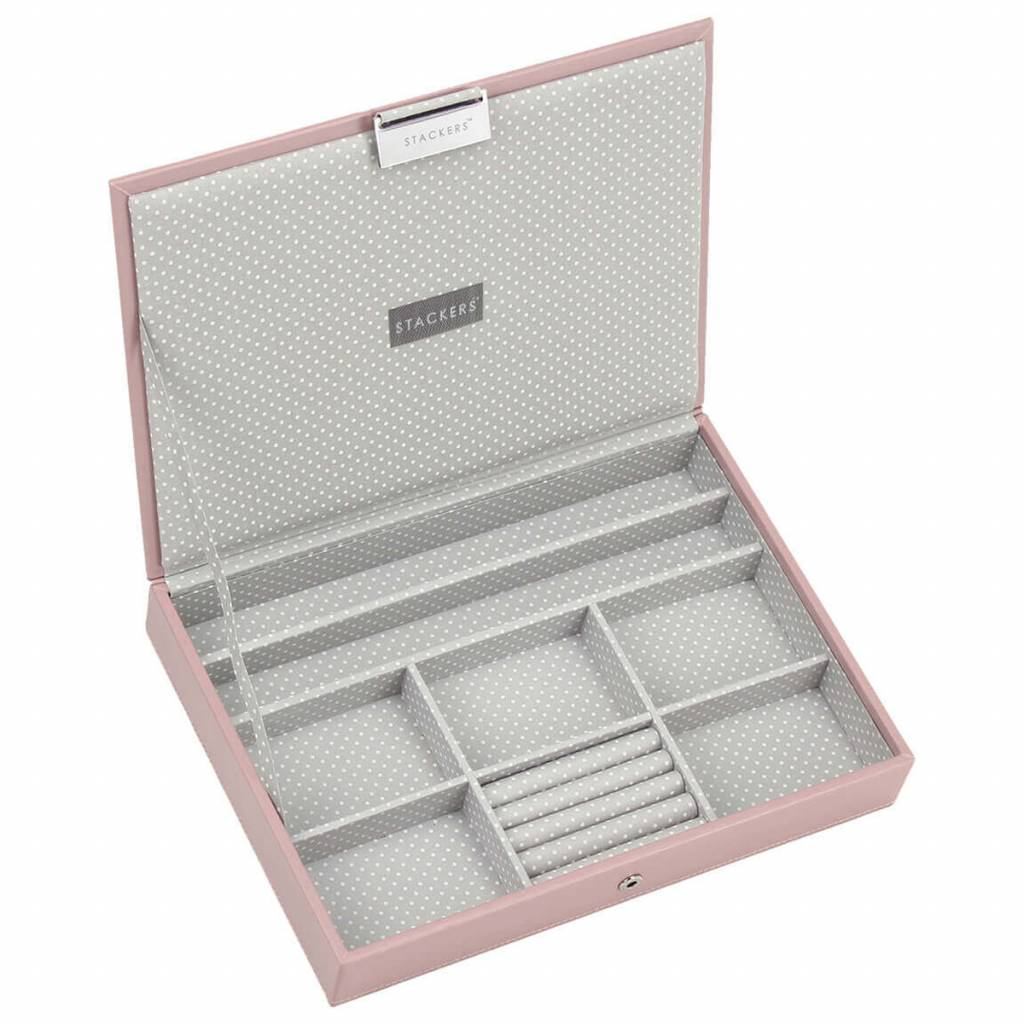 Sieradendoos Soft Pink Classic top