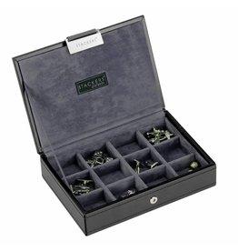 Stackers Black Mini Boîte de Boutons