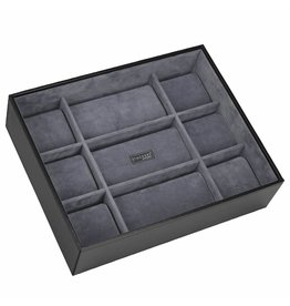 Stackers Black XL Uhrenbox 15 Stck Öffnen