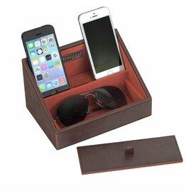 Stackers Vintage Brown Mini Téléphone Titulaire