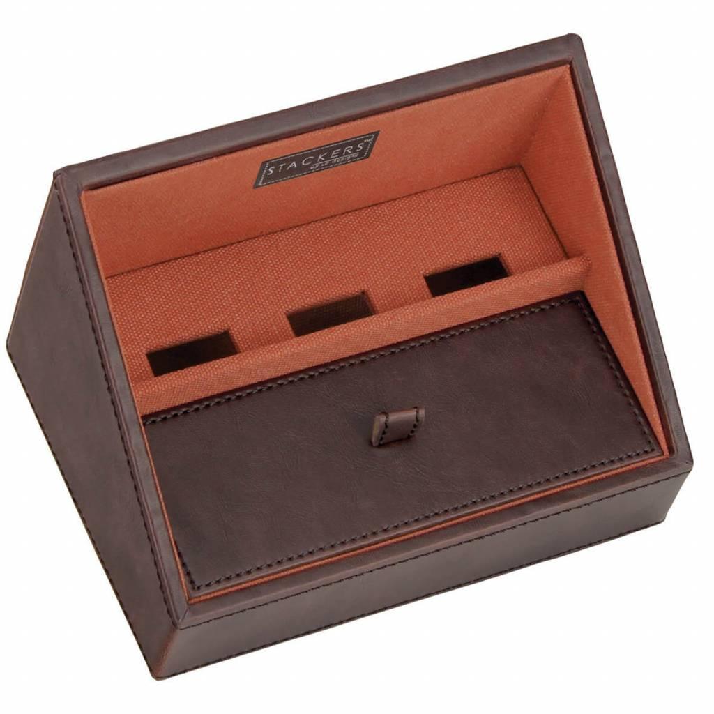 Vintage Brown Mini telefoonhouder