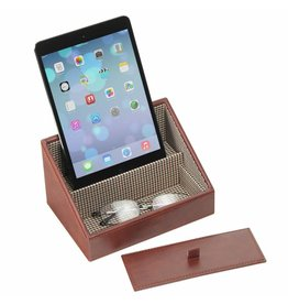Stackers Tan Mini telefonhalter