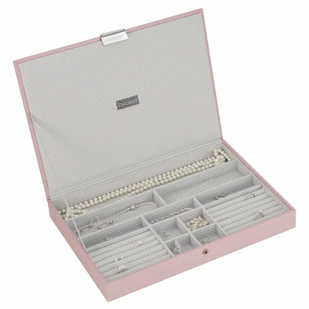 Schmuckkasten Soft Pink Supersize Set