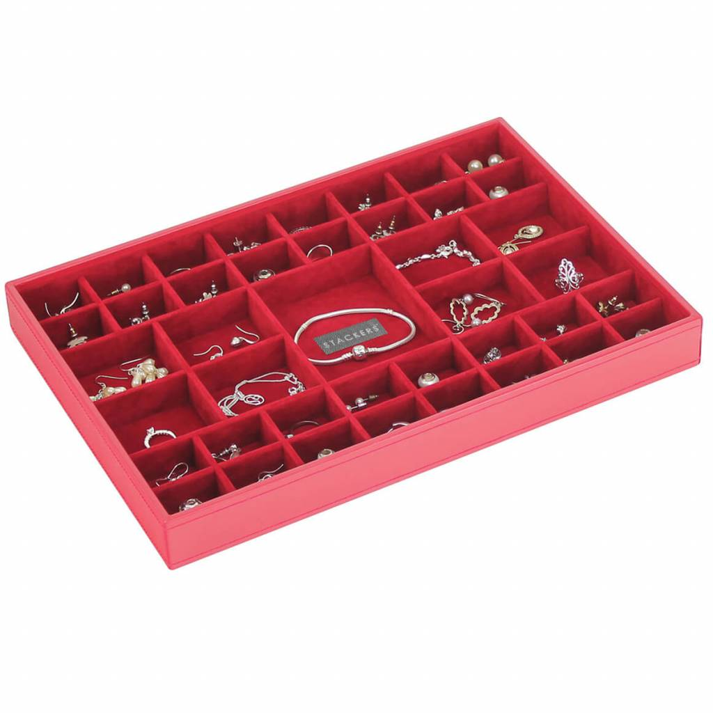Sieradendoos Red Supersize set