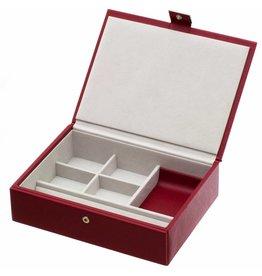 Davidts Boîte à Bijoux Units Rouge Obere