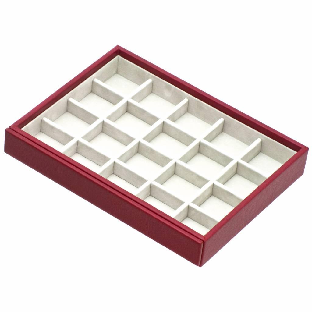Sieradendoos Units XL Red 1