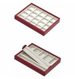 Davidts Boîte à bijoux Unités XL Rouge 1