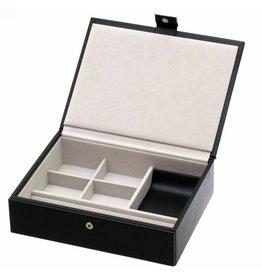Davidts Boîte à Bijoux Units Noir le Couvercle