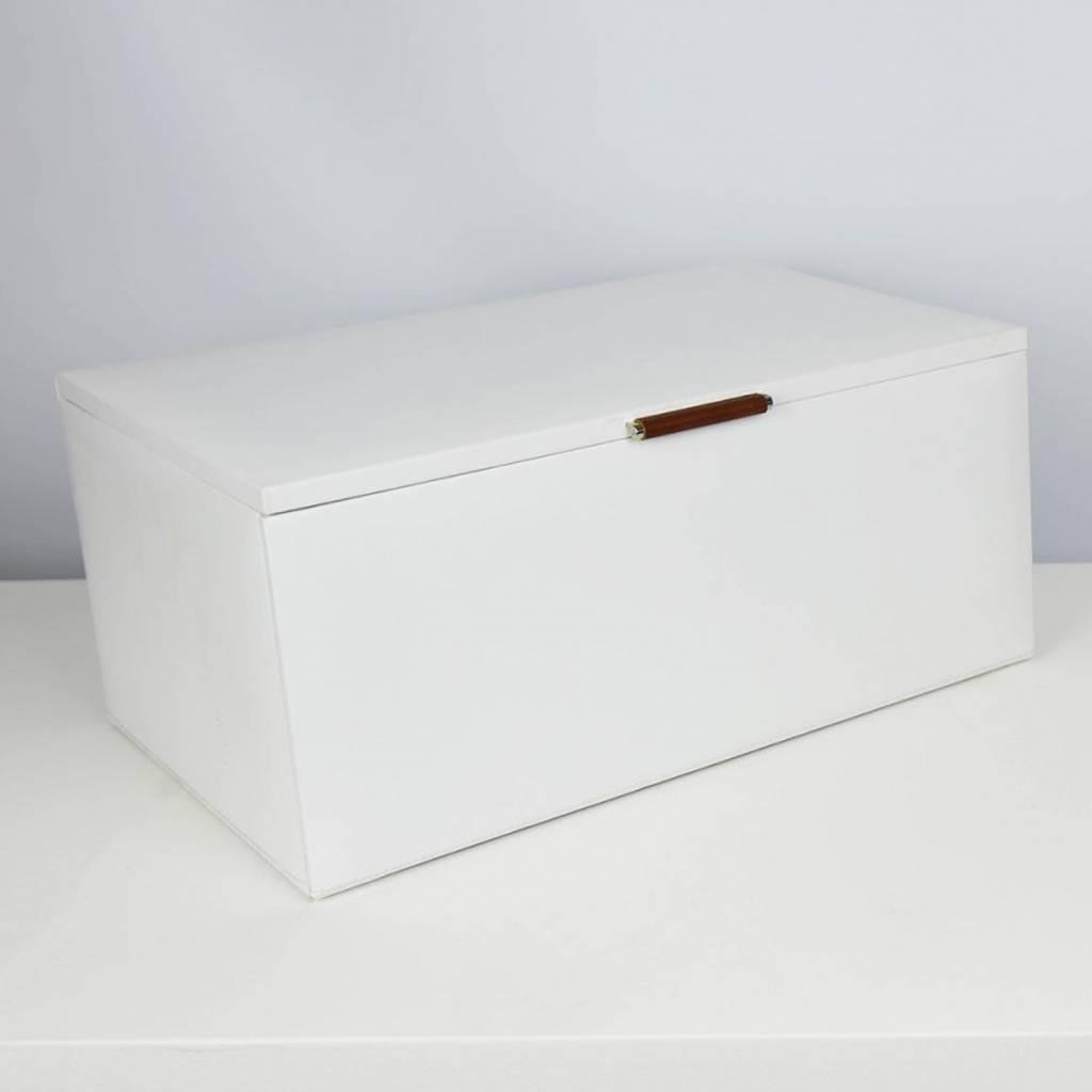 Schmuckschatulle Grande Weiß