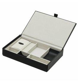 Davidts Boîte à Bijoux Units XL Noir le Couvercle