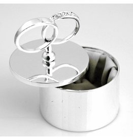 Huiscollectie Hochzeit Ringe Box