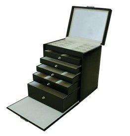 Huiscollectie Boîte à Bijoux Haut Noir