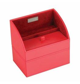 Stackers Boîte à Bijoux Red Mini Téléphone Intelligent Ensemble
