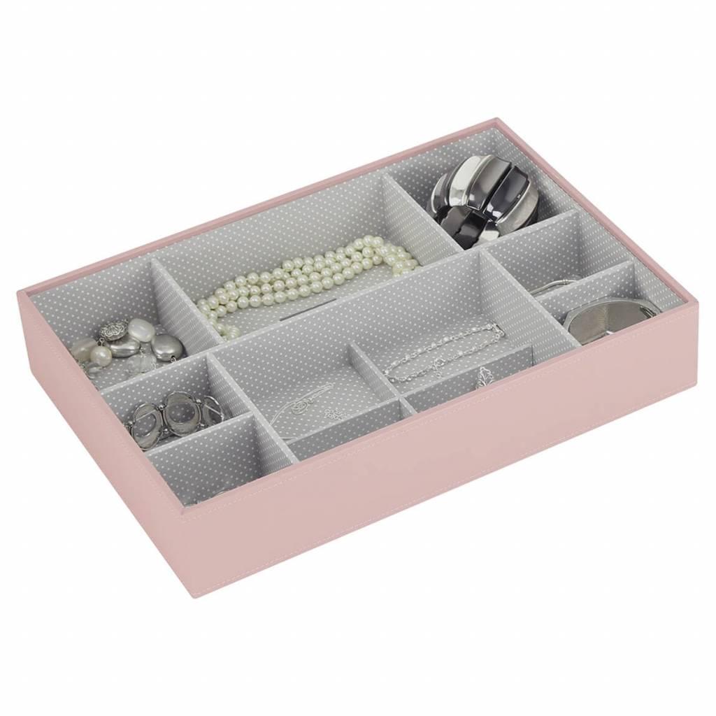 Schmuckkasten Soft Pink Supersize Set holz
