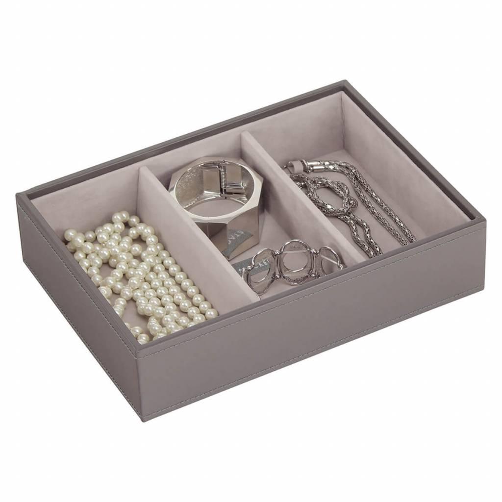 Sieradendoos Mink Classic set met houten deksel