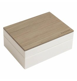 Stackers Sieradendoos Vanilla Classic set Wood