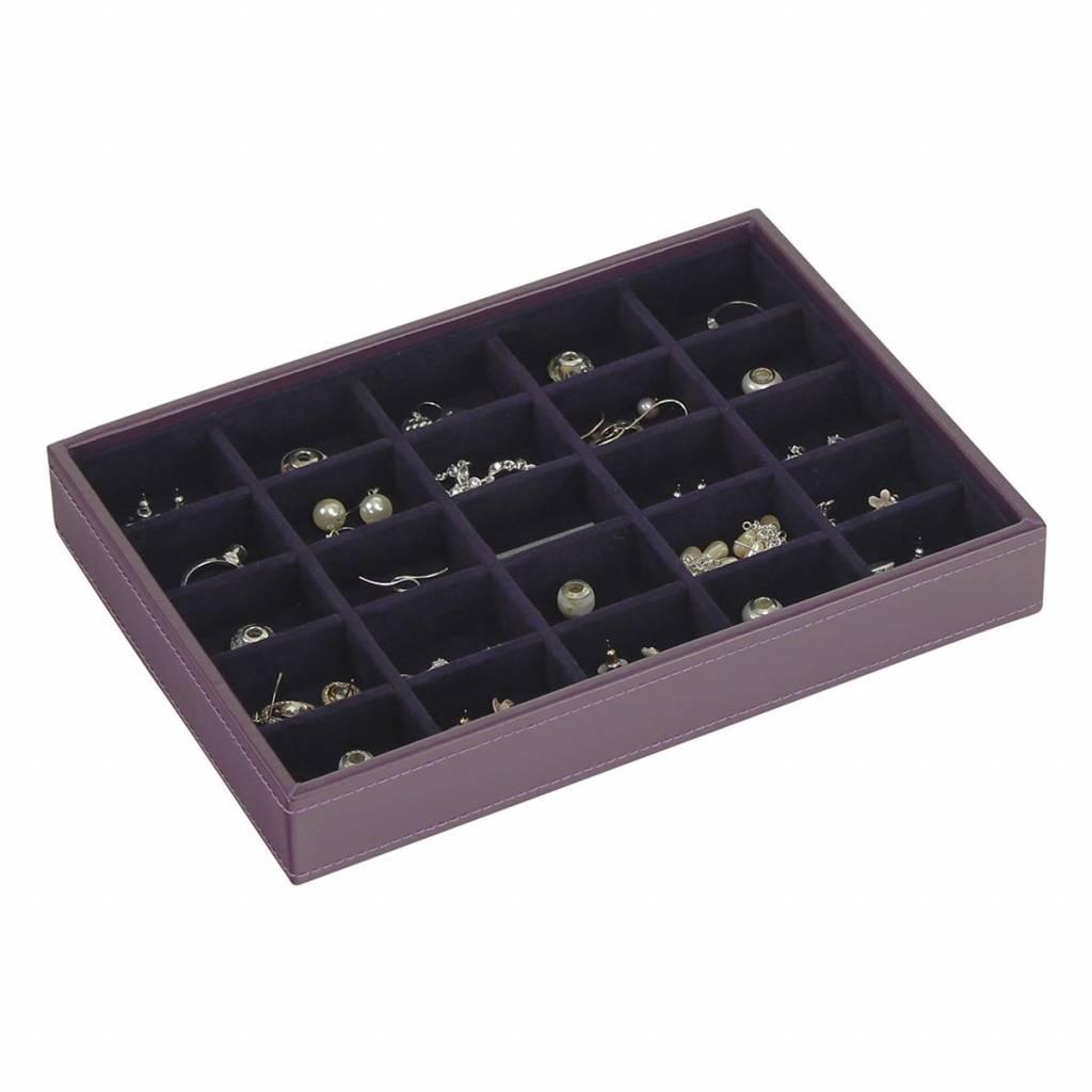 Schmuckkasten Purple Classic Set Holz