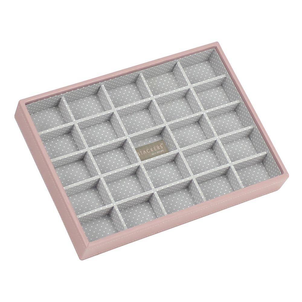 Sieradendoos Soft Pink Classic set Wood