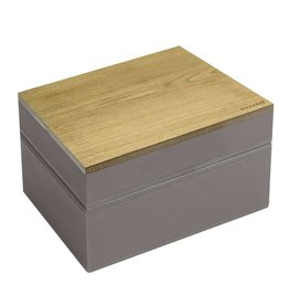 Stackers Sieradendoos Mink Mini set Wood