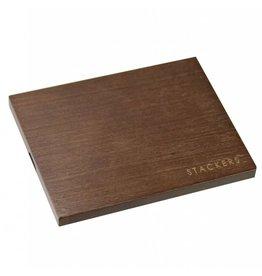Stackers Mini houten deksel donker