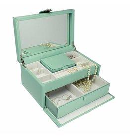 Dulwich Design Juwelendoos Mint Groen
