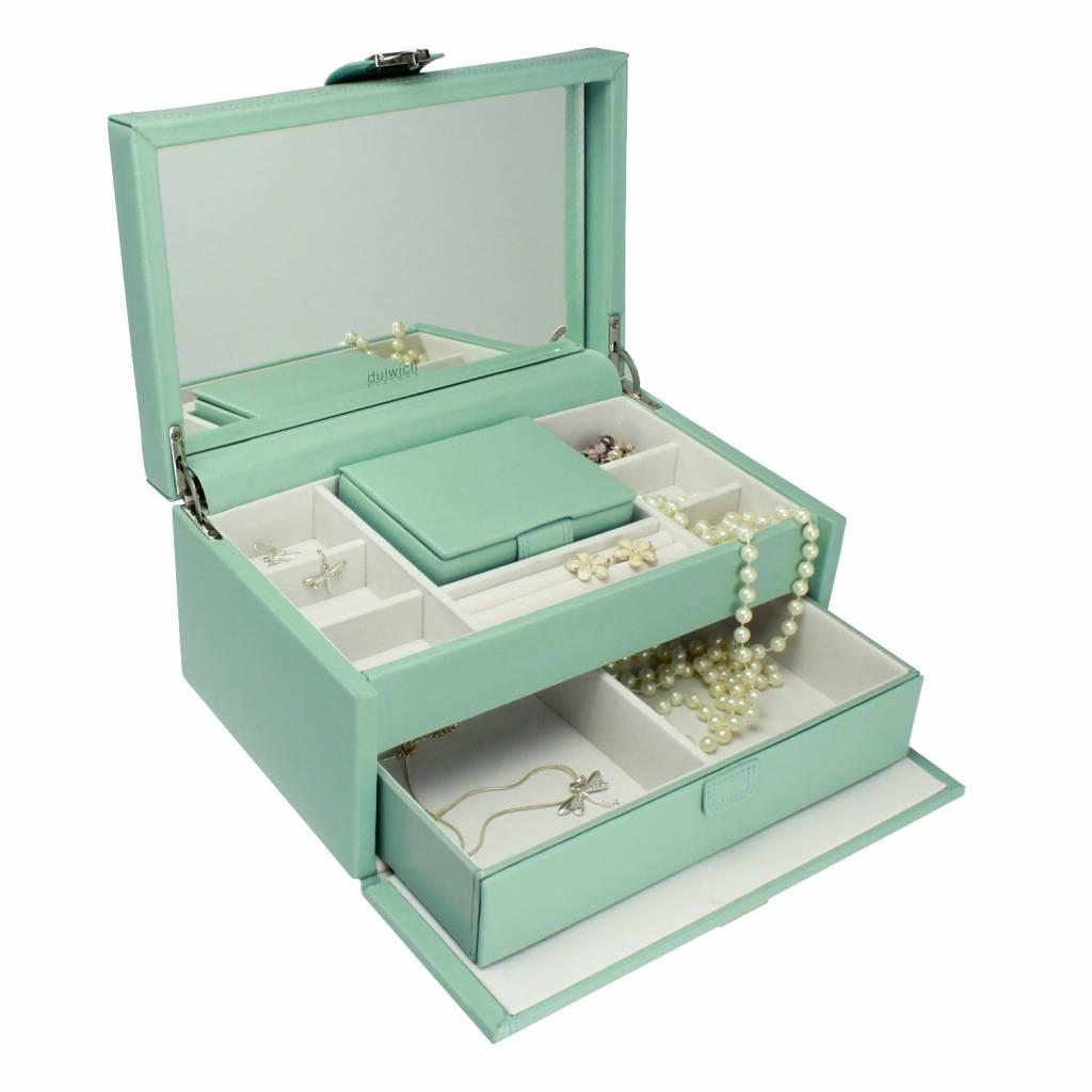 Juwelendoos Mint Groen