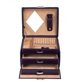 Windrose Boîte à Bijoux Glamour