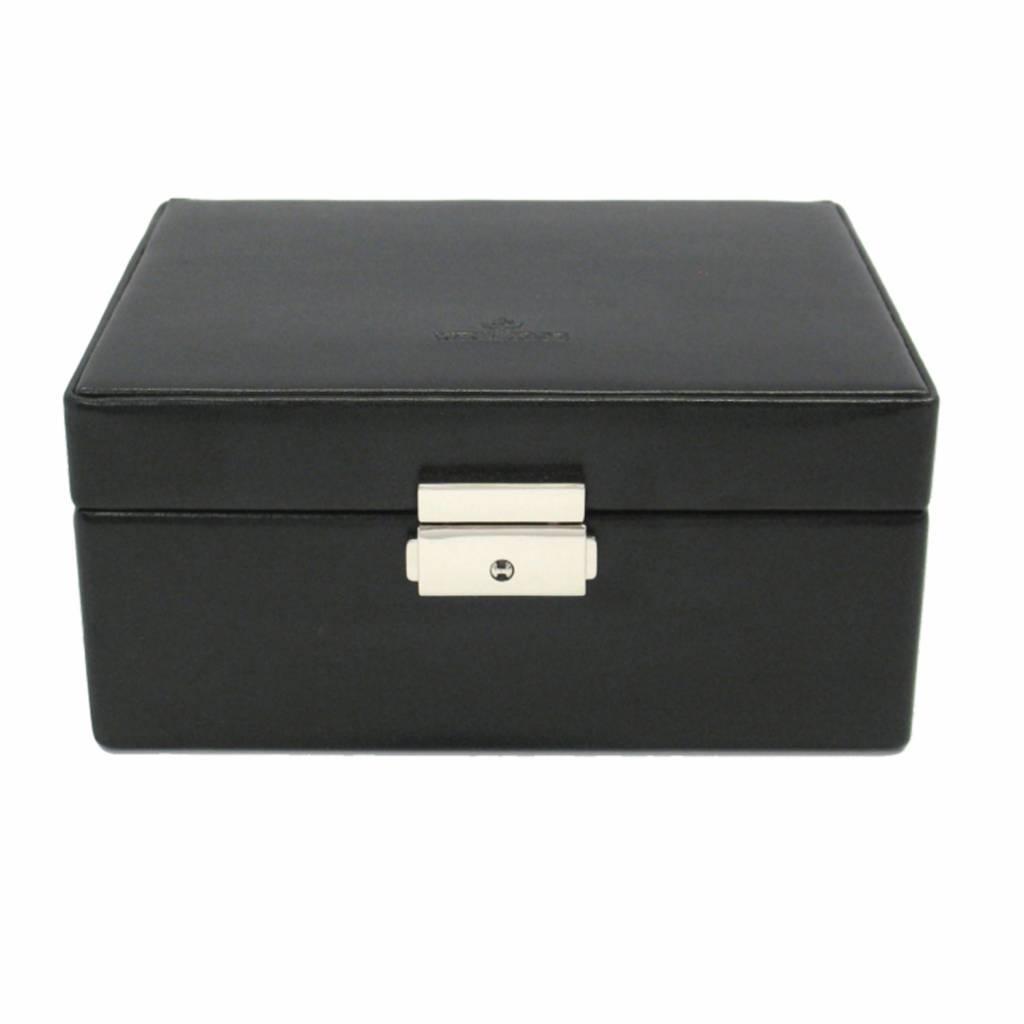 Uhrenbox für 8 Uhren Schwarz