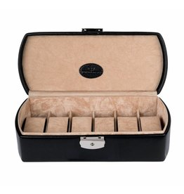 Windrose Uhrenbox 6 Stück Merino