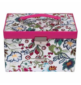 Windrose Boîte à Bijoux Blossom Rose