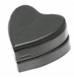 Davidts Boîte à Bijoux Coeur Noir