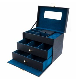 Davidts Schmuckkasten Turquoise Flowers