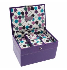Stackers Schmuckkasten Polka Dot Mini Set