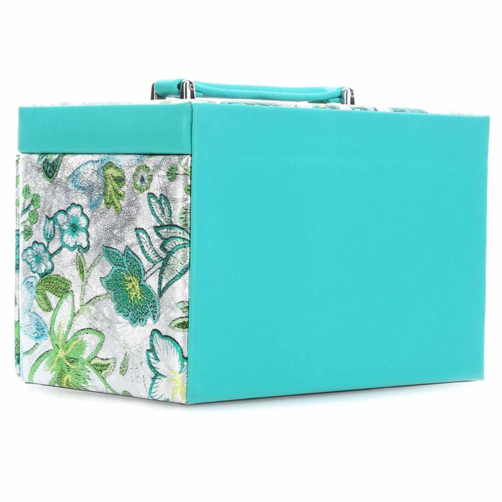 Schmuckkasten Blossom Turquoise Limitierte Auflage